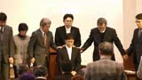 Inauguration of Pastor Unmin Cho