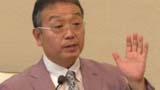 Pastor Okuda in action