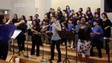 Saddleback Praise Gospel Singers Concert 2015