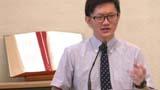 Mr. Miyata (seminary student) in action